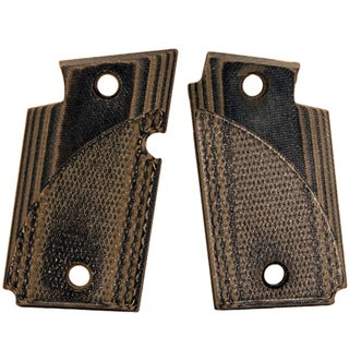 Pachmayr P938 Recoil Pad Fine,  Green / Black