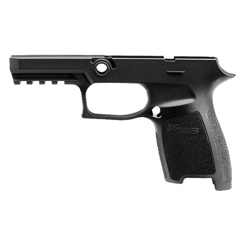 SigTac Grip Module Assembly 250/320 Compact 9mm, .40 Auto .357 Sig, Medium, Black