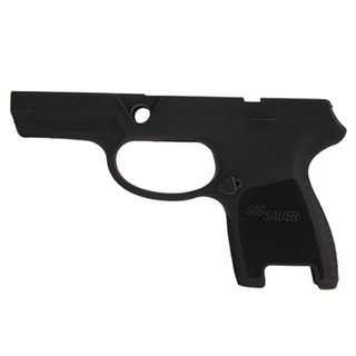 SigTac Grip Module Assembly, Sub Compact 9mm/357Sig/40 S&W, Small, Black