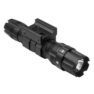 NcStar Pro Series Led Flashlight/250 Lumens Mount