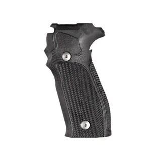 Hogue Sig P226 Grips DA/SA Allround Checkered G10 Solid Black