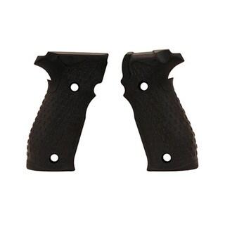 Hogue Sig P226 Grips DA/SA All Chain G10 Solid Black