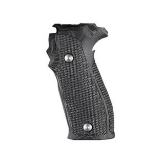 Hogue Sig P226 Grips DA/SA Allround Pirahna G10 G-Mascus Black