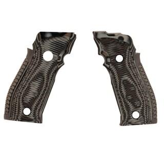 Hogue Sig P226 SAO X5/X6 Grips Pirahna G10 G-Mascus Black/Gray