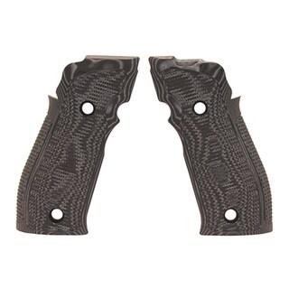 Hogue Sig P226 SAO X5/X6 Grips Pirahna G10 G-Mascus Black