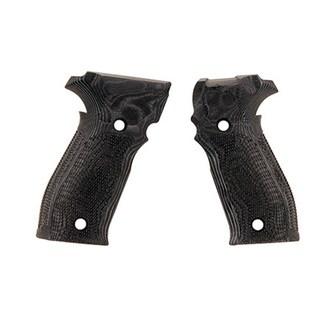 Hogue Sig P226 Grips DA/SA Allround Checkered G10 G-Mascus Black