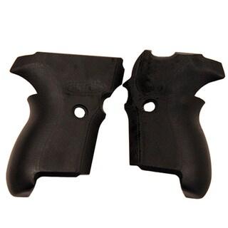 Hogue Sig P224 DA/SA Grips G10 Solid Black