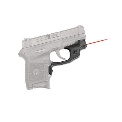 Crimson Trace Smith and Wesson M&P Bodyguard .380, Red Laser