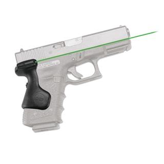Crimson Trace Glock Gen 3 (19, 23, 25, 32, 38), Rear Activation, Green