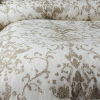 Risa Cotton and Linen Duvet Cover