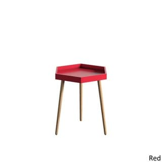 Andrena Hexagon Accent Table by MID-CENTURY LIVING