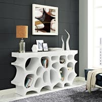 Wander Medium Storage Console Table