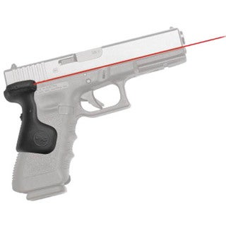 Crimson Trace Glock Gen 3(17,17L,22,31,34,35, 37) Laser Grip, Rear Activation