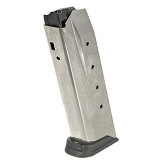 Ruger (Sturm, Ruger & Co, Inc) American Magazine .45 ACP, 10 Rounds, Nickel Teflon Coated