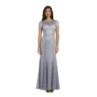 Nightway Women's 1224 Lace Gown