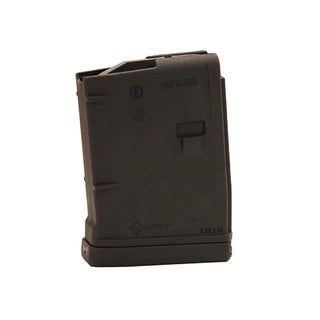Mission First Tactical AR15 Magazine 10 Rounds, Black, Bagged