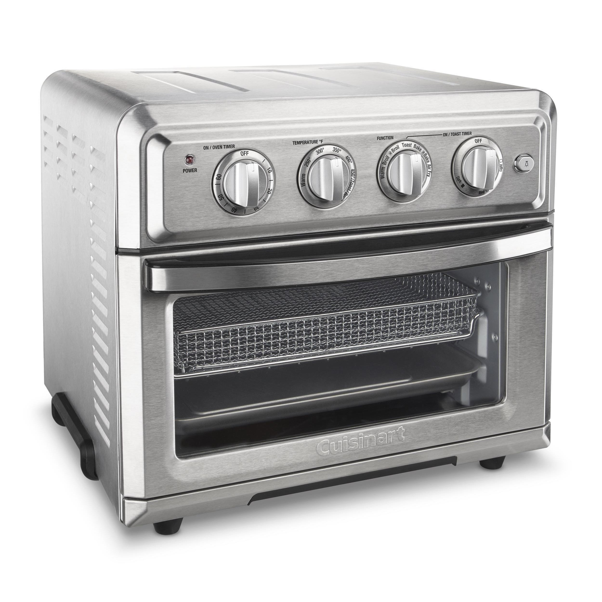 Cuisinart TOA 60 Stainless Steel Combination Air Fryer Toaster Oven