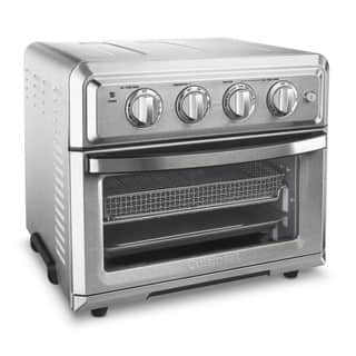 Cuisinart TOA-60 Stainless Steel Combination Air Fryer Toaster Oven|https://ak1.ostkcdn.com/images/products/14038058/P20655341.jpg?impolicy=medium