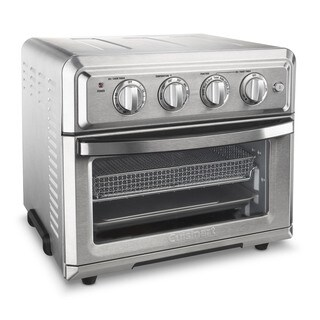 Cuisinart TOA-60 Stainless Steel Combination Air Fryer Toaster Oven