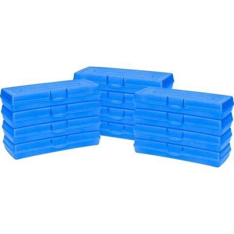 Storex Mini Pencil Case /Assorted Colors (12 units/pack)
