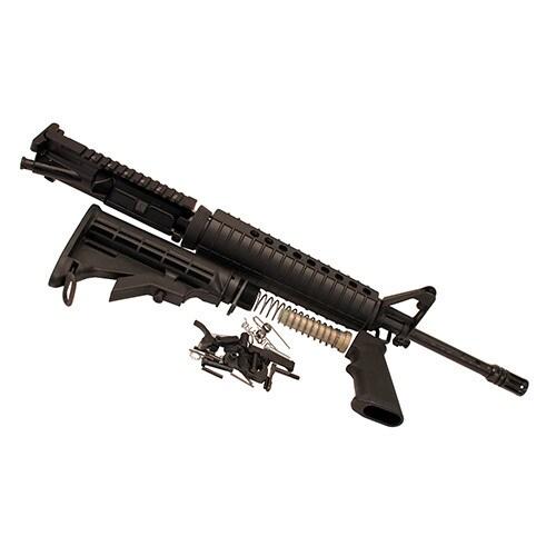 "Del-Ton 16"" Mid-Length Light Weight Rifle Kit"