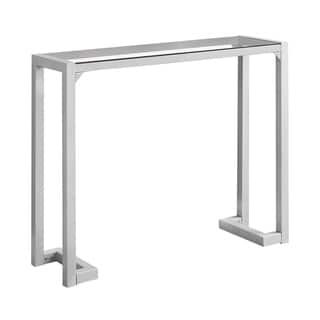 Silver Console Tables Furniture For Less Overstock Com