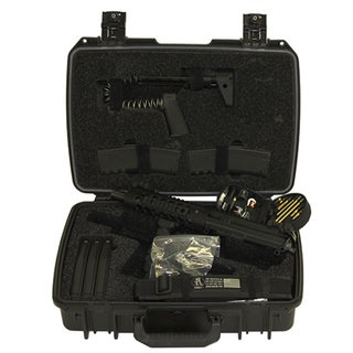 Troy Industries M7A1 Complete Kit with PDW Stock Black
