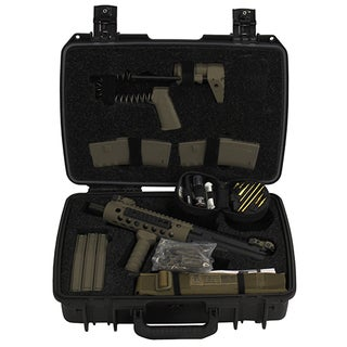 Troy Industries M7A1 Complete Kit with PDW Stock Flat Dark Earth