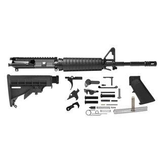 """Del-Ton 16"""" M4 Rifle Kit M-Lok Furniture Black"""
