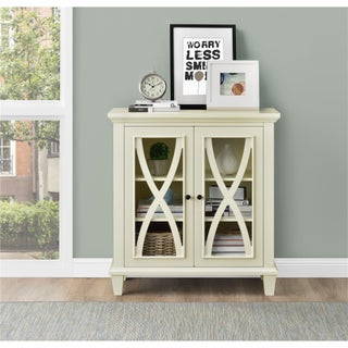 The Gray Barn Chestnut Grove Accent Cabinet (Option: Ivory)