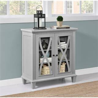 Color Cream SALE The Gray Barn Chestnut Grove Accent Cabinet
