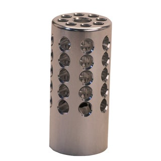 """Tactical Solutions 10/22 .920"""" Compensator Silver"""