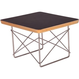 A.R.T. Furniture MLF Black Wood Wire-base Table