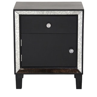Bon Marche Collection Cabinet with Mirror Trim