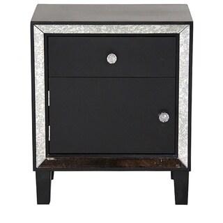 Bon Marche Collection Cabinet with Mirror Trim