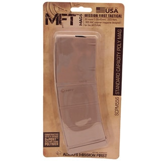 Mission First Tactical AR15 Magazine 30 Round Flat Dark Earth