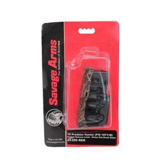 Savage Arms Savage Replacement Magazine 10 Predator Hunter 22-250 Rem MOBU 4 Round