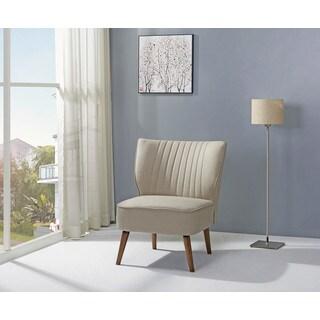 Salem Latte Accent Chair