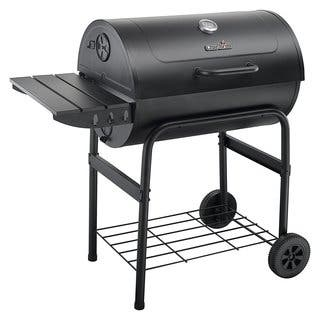Char-Broil Charcoal 840 Cast Iron Barrel Grill|https://ak1.ostkcdn.com/images/products/14039362/P20656308.jpg?impolicy=medium