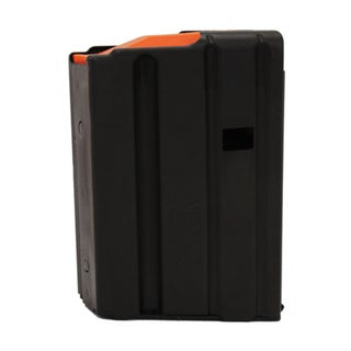 C Products Defense .223 SS Matte Black/Orange Follower 10 Round (Per 1) Standard