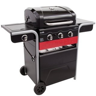 CB Charcoal Gas Hybrid Grill
