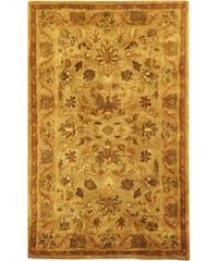 Safavieh Handmade Antiquities Kasadan Olive Green Wool Rug - 2' x 3'