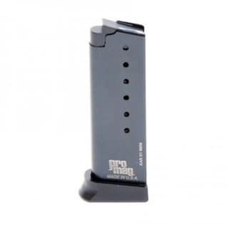 ProMag Kahr K9, P9, and E9 9mm 7 Rounds, Blue Steel Magazine