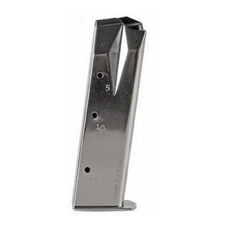 Mecgar Ruger P85-95/PC9, 17 Round High Cap Nickel