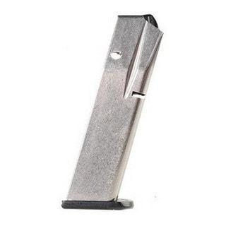 Mecgar Beretta 84, 13 Round Standard Nickel