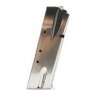 Mecgar Browning HP 13 Round Standard Nickel