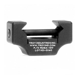 Troy Industries Q.D. 360 Push Button Mount without Swivel