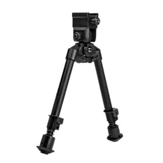 NcStar Bipod Weaver QR Mount/Universal Barrel Adpater/Notched Legs