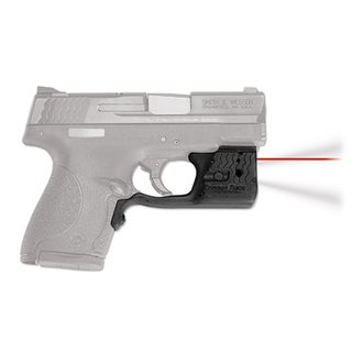 Crimson Trace Laserguard Pro M&P Shield, Red, Boxed