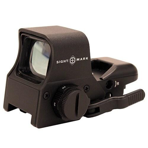Sightmark Ultra Shot Pro Spec Sight Night Vision QD, Green